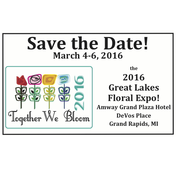 The Great Lakes Floral Expo 2015