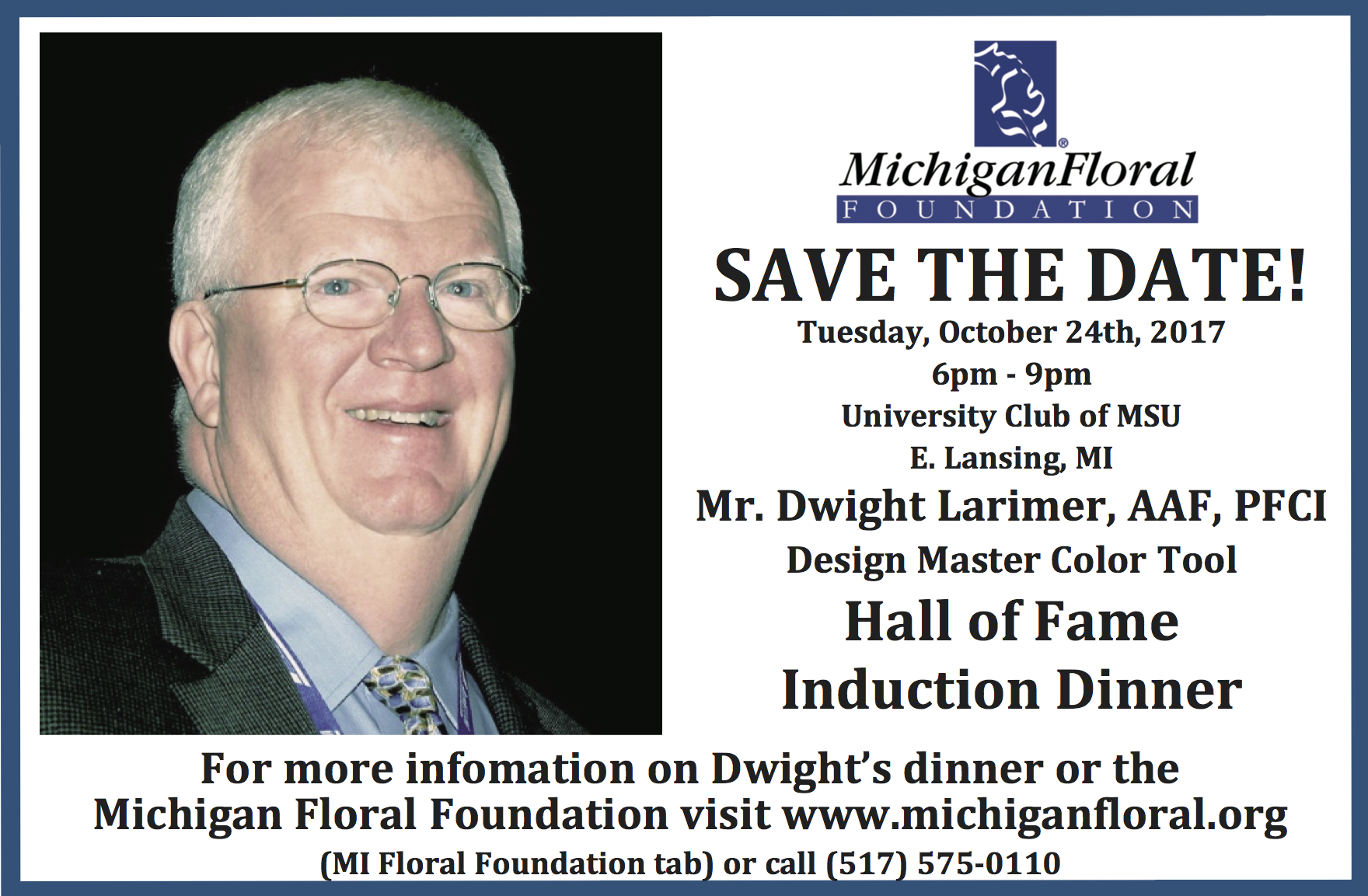 The Michigan Floral Foundation