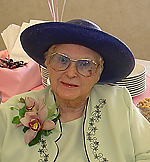 MFF Hall Of Fame Member Lucile Belen