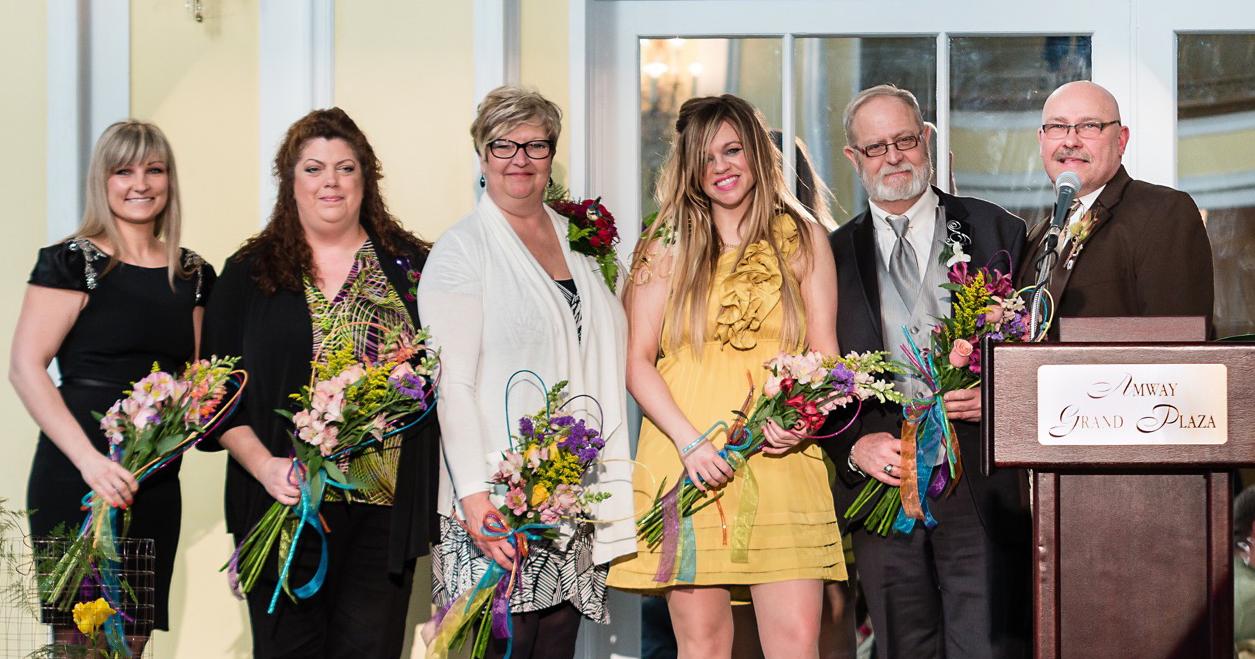 Michigan Floral Design Contest Winners