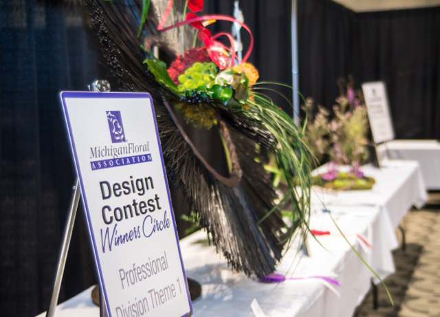 Michigan Floral Design Winners