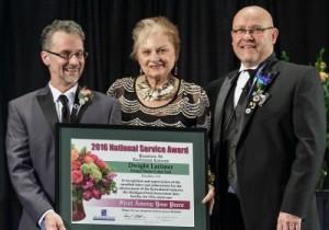 National Service Award