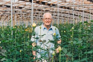 Jim Nordlie and the Norcafe Farm