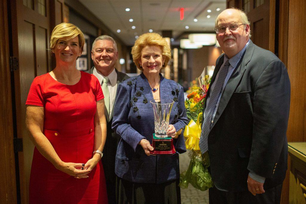 MFF Honors Senator Debbie Stabenow