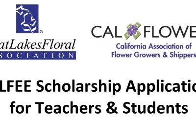 $100 GLFEE Scholarship Application  for Teachers & Students