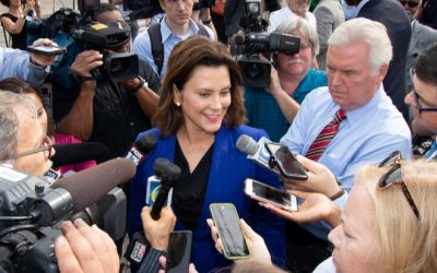 Governor Whitmer Reopens Retail Businesses by Appointment