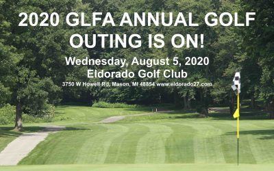 GLFA ANNUAL GOLF OUTING IS A GO!!